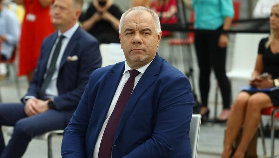 Jacek Sasin /Rafał Guz /PAP