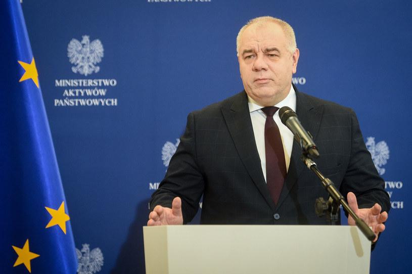 Jacek Sasin /Zbyszek Kaczmarek /Reporter