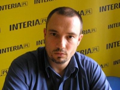 Jacek Stachursky zdobył Słowika Publiczności /INTERIA.PL