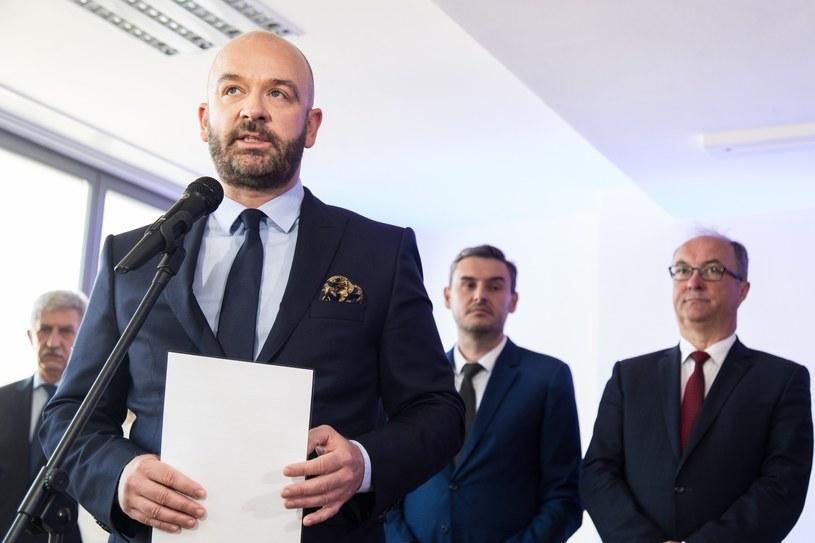 Jacek Sutryk kandydatem na prezydenta Wrocławia /Krzysztof Kaniewski /Reporter
