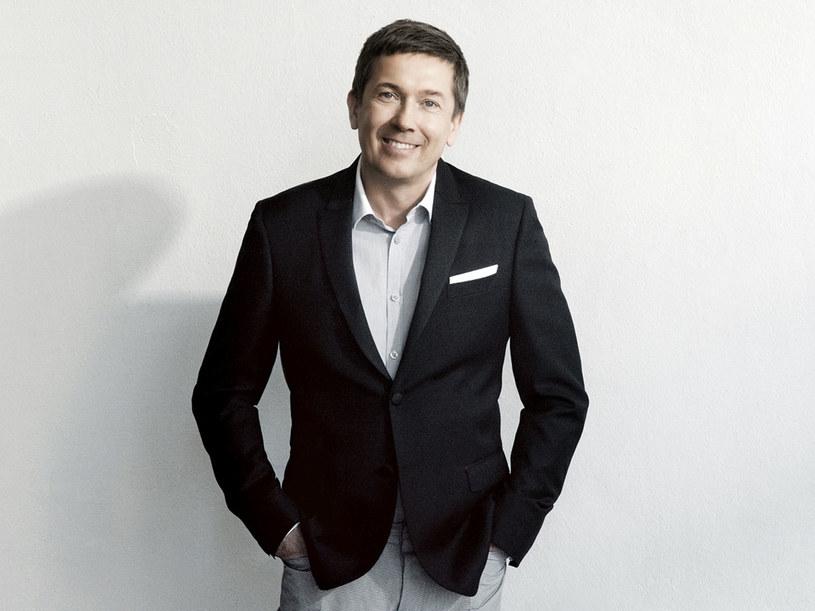 """Jacek Szmidt, redaktor naczelny magazynu """"Twój STYL""""  /Twój Styl"""