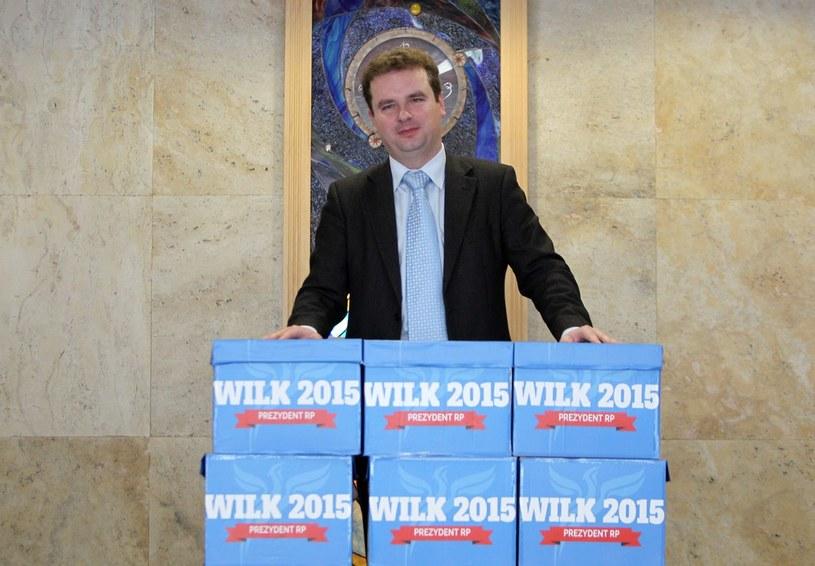 Jacek Wilk /STANISLAW KOWALCZUK /East News
