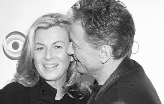 Jacek z żoną /- /MWMedia