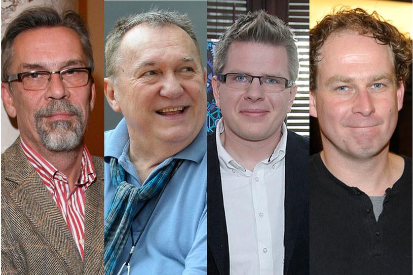 Jacek Żakowski, Michał Urbaniak, Filip Chajzer, Marcin Perchuć /AKPA