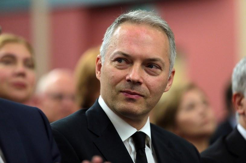 Jacek Żalek, kandydat Zjednoczonej Prawicy na prezydenta Białegostoku /Piotr Mecik /East News