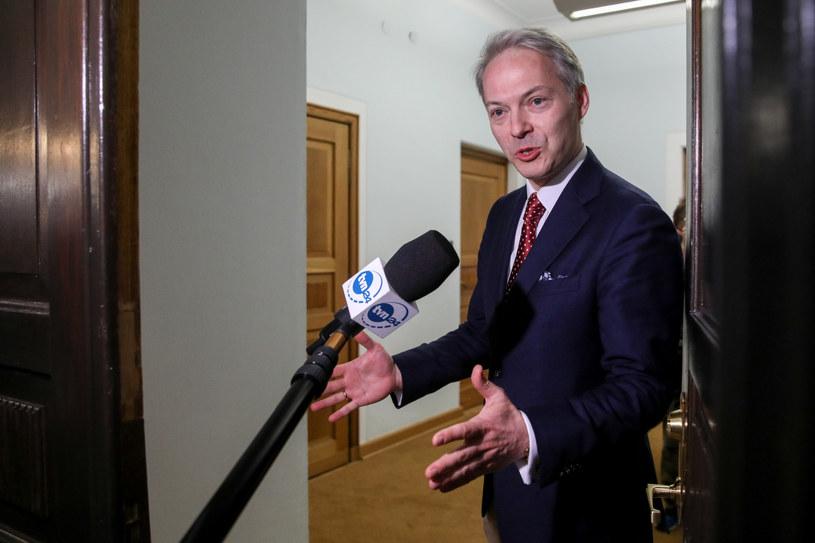 Jacek Żalek /fot. Andrzej Iwanczuk /Reporter