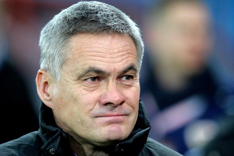 Jacek Zieliński wie, że Cracovia nie ma wiele czasu na pozyskanie obrońcy /Michał Łepecki /