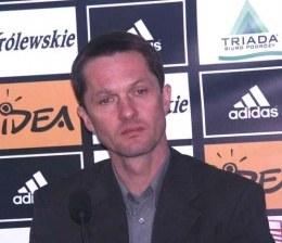 Jacek Zieliński zapowiada, że Legia zagra ofensywnie z Wisłą /legia.net