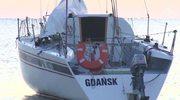 Jacht bez załogi dryfował po morzu. Na Bałtyku wznowiono poszukiwania żeglarza