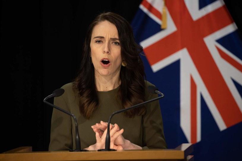 Jacinda Ardern, premier Nowej Zelandii /AFP