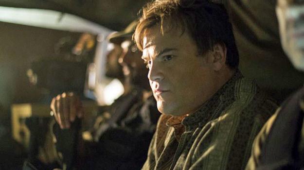 """Jack Black w serialu """"Świat w opałach"""" /HBO"""
