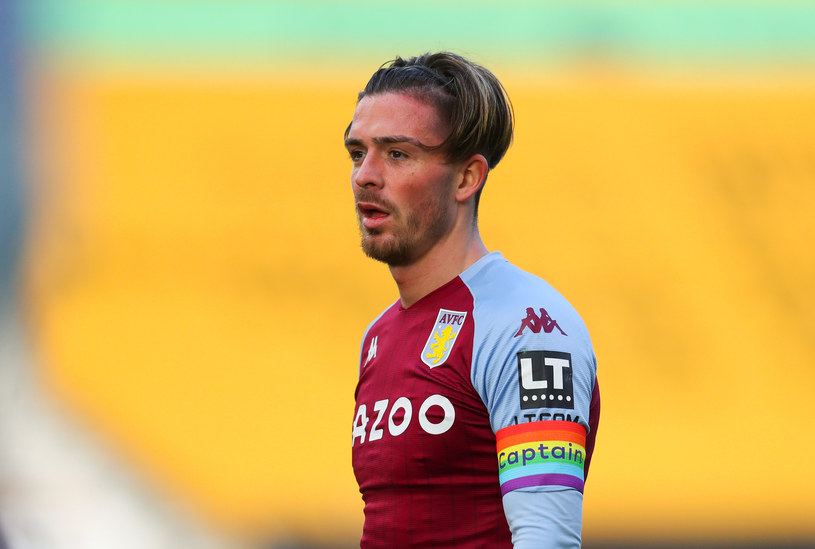 Jack Grealish /Catherine Ivill /Getty Images