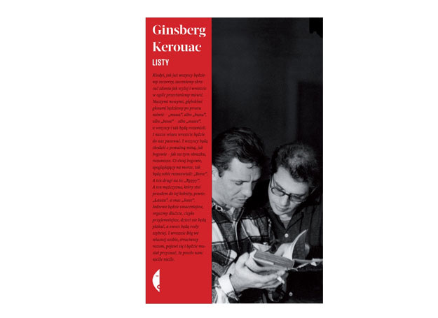 Jack Kerouac, Allen Ginsberg Listy /materiały promocyjne
