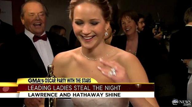 Jack Nicholson: 53 lata różnicy? Żaden problem! /materiały prasowe