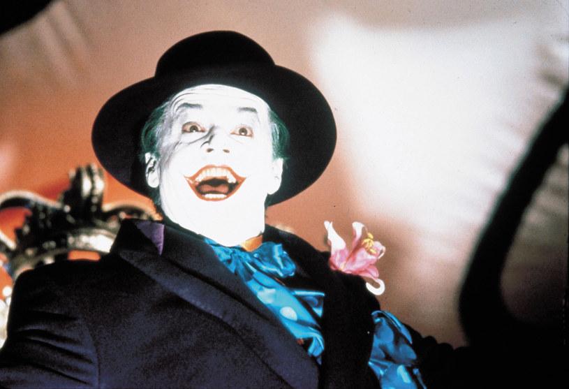 Jack Nicholson jako Joker /Album Online /East News