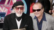 Jack Nicholson lubi swój wizerunek Casanovy.