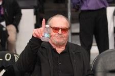 Jack Nicholson zajada się frytkami na spotkaniu z synem