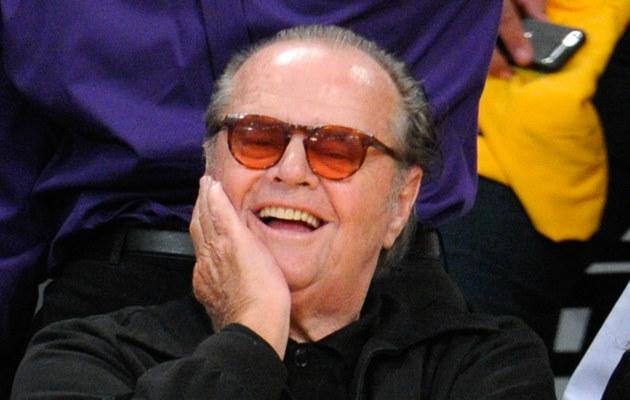 Jack Nicholson zawita do Polski? /Noel Vasquez /Getty Images