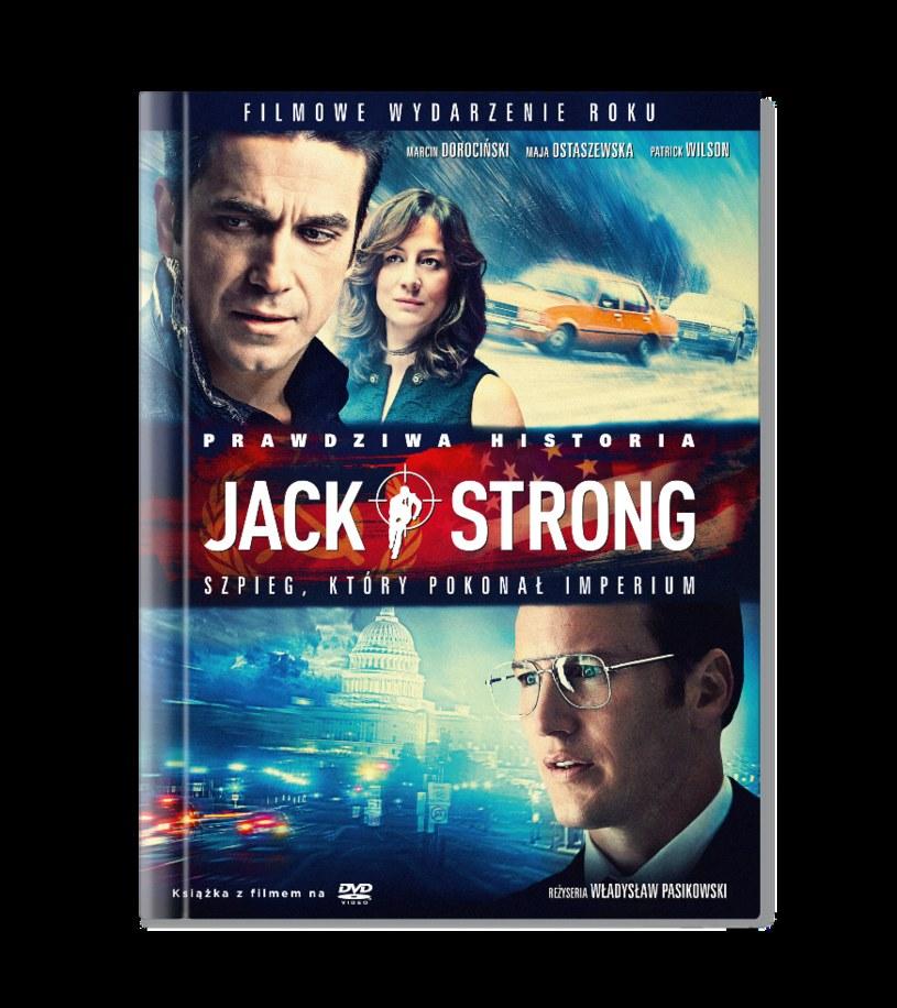 Jack Strong /INTERIA.PL/materiały prasowe