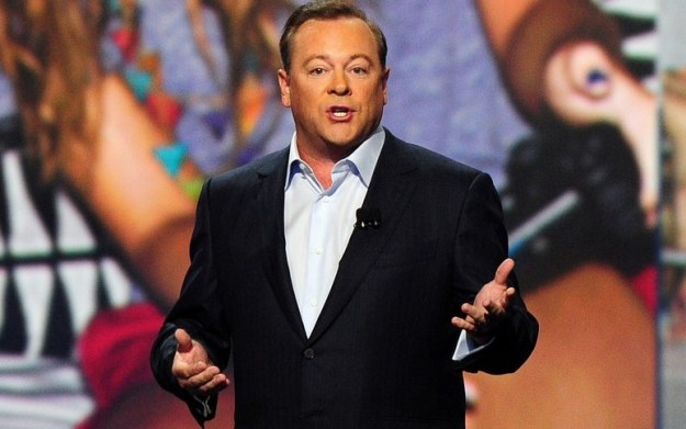 Jack Tretton - szef Sony Computer Entertainment /AFP
