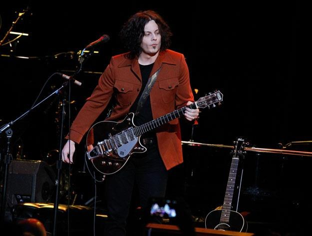 Jack White (fot. Terry Wyatt) /Getty Images/Flash Press Media