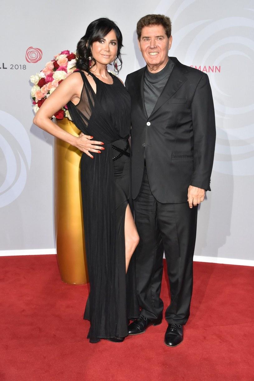 Jack White z żoną Rafaellą /East News