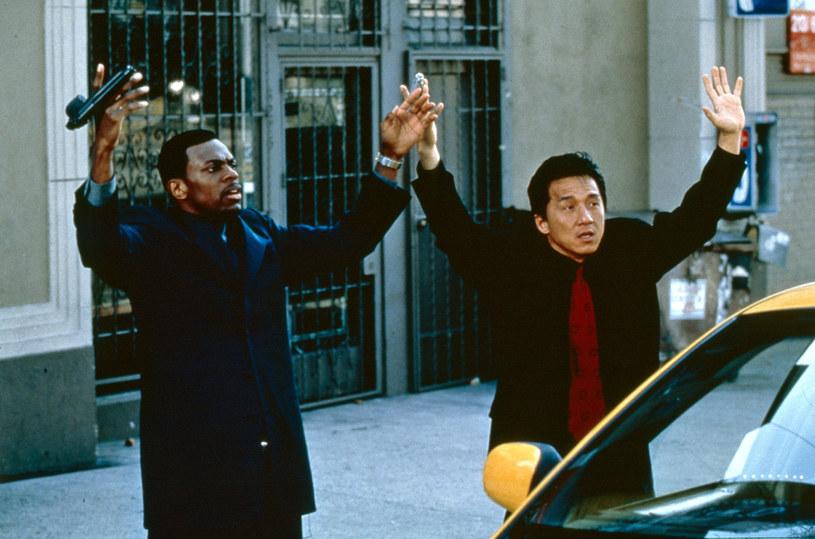 Jackie Chan, Chris Tucker /AKPA