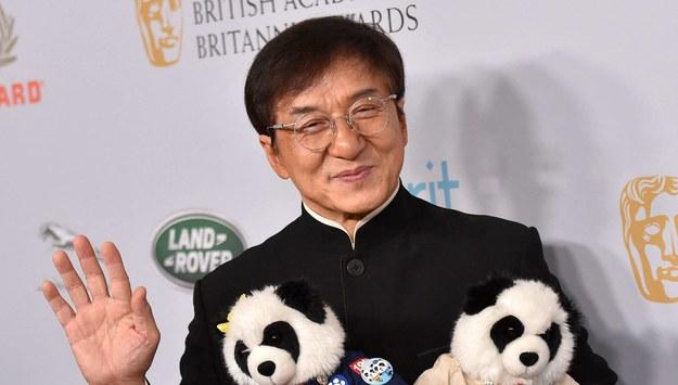 Jackie Chan /Hahn Lionel/ABACA/Abaca /PAP/EPA