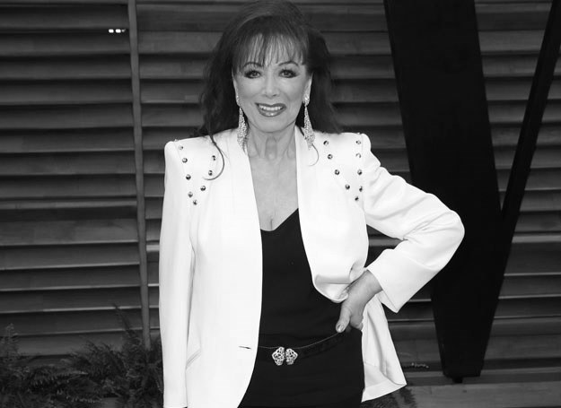 Jackie Collins /Rex Features /East News