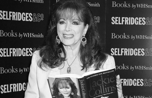 Jackie Collins /- /East News