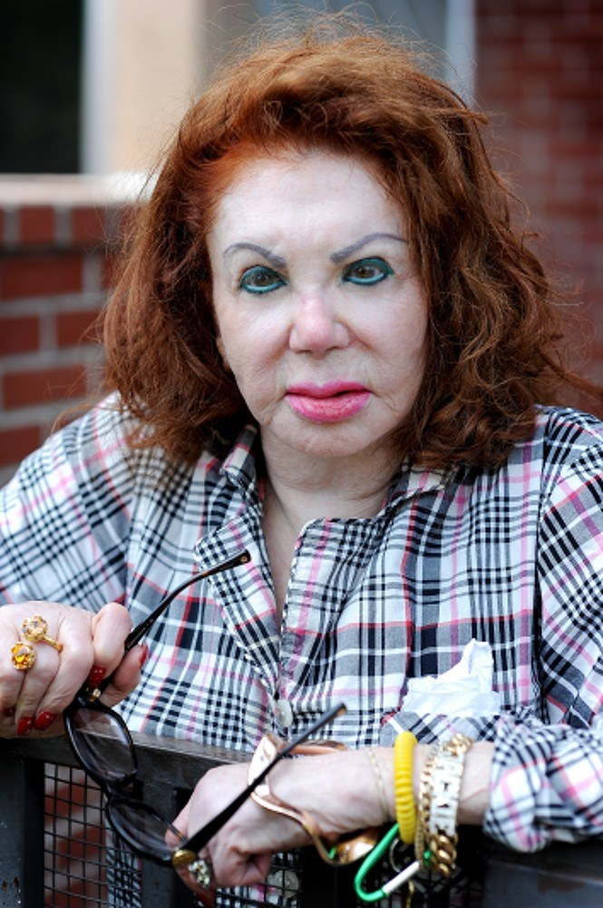 Jackie Stallone /East News