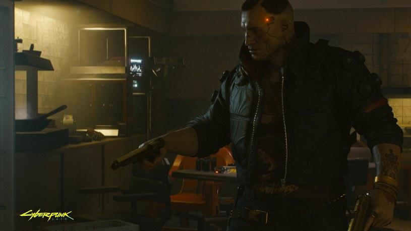 Jackie Welles w Cyberpunk 2077 /materiały prasowe