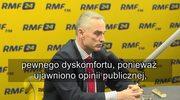 Jackowski: Prof. Miodek też był w sytuacji dyskomfortu