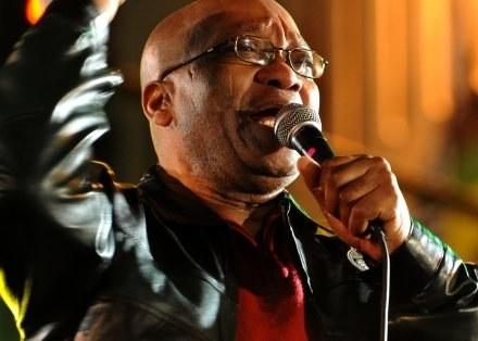 Jacob Zuma z ANC /AFP