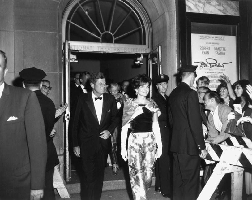 Jacqueline i  John Kennedy /AFP