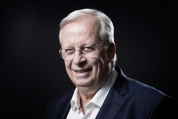 Jacques Aschenbroich, prezes Valeo /AFP