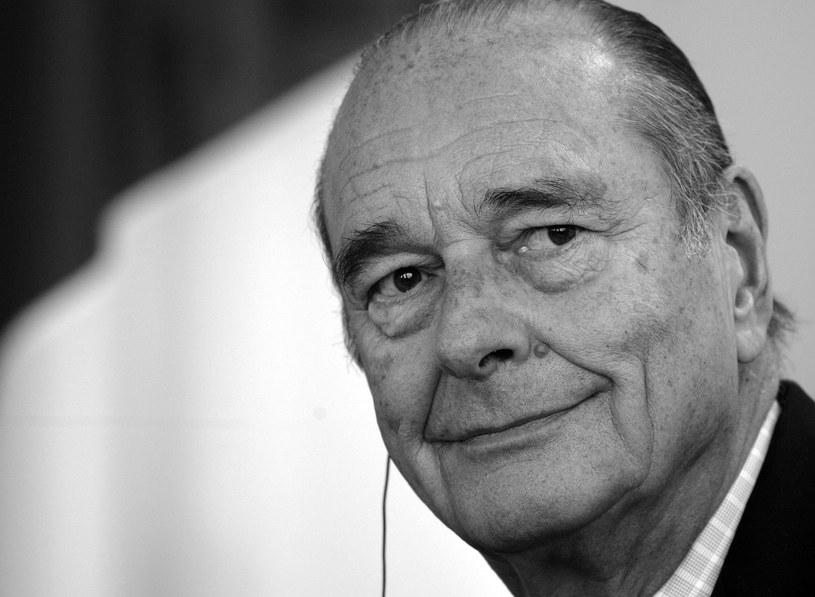 Jacques Chirac /ASSOCIATED PRESS/East News /East News