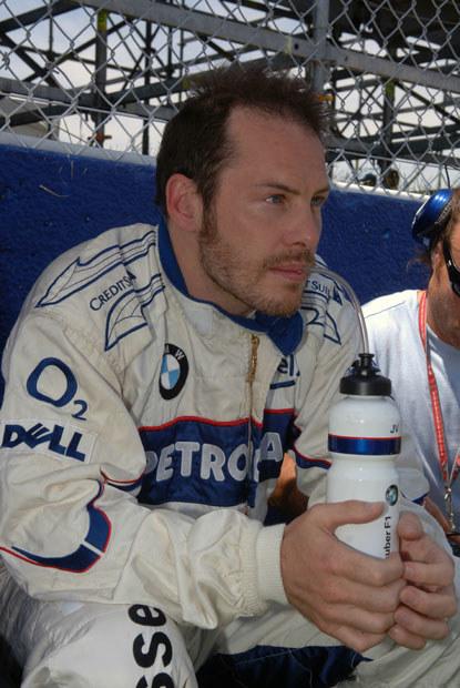 Jacques Villeneuve / kliknij /INTERIA.PL