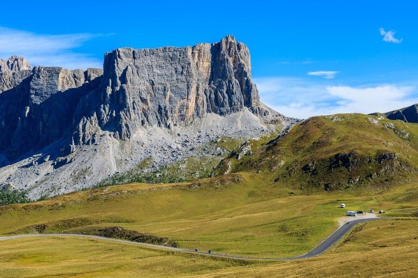 Jadąc kamperem z Polski, swoją włoską przygodę rozpoczniemy w Dolomitach /123RF/PICSEL
