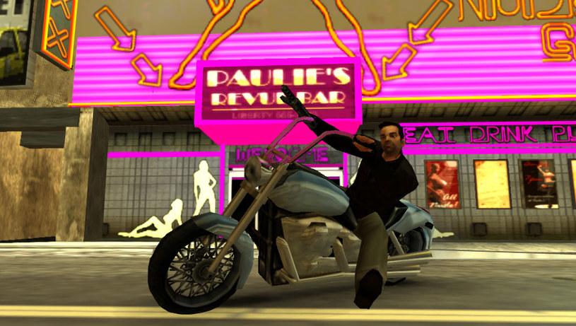 Jadę, jadę na motorze... /powiększ