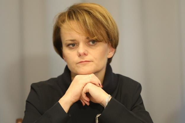 Jadwiga Emilewicz /fot. Tomasz Jastrzebowski /Reporter
