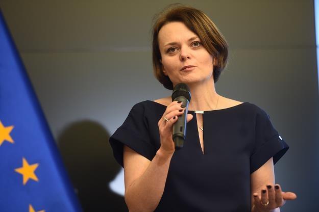 Jadwiga Emilewicz, minister przedsiębiorczości chce kupić tanią energię  Fot. Zbyszek Kaczmarek /Reporter