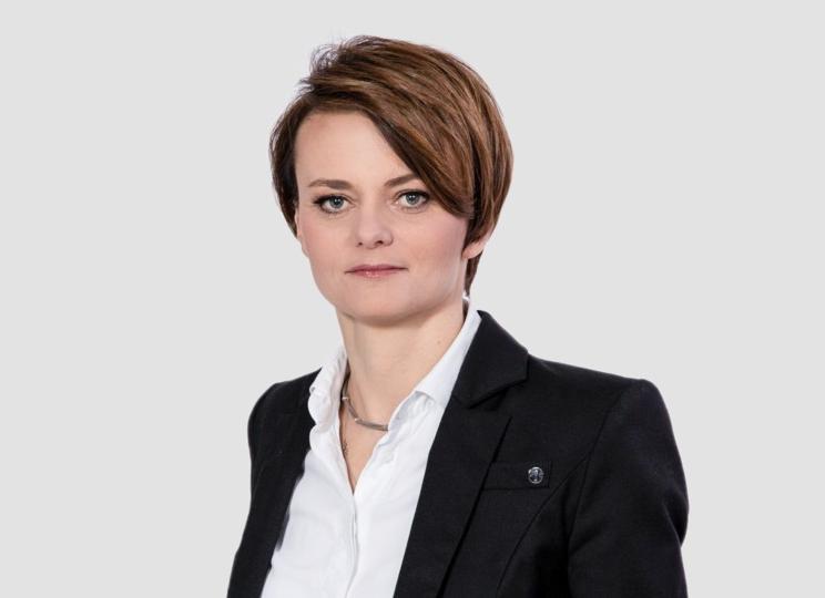 Jadwiga Emilewicz, minister przedsiębiorczości i technologii /&nbsp