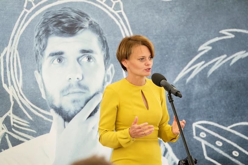 Jadwiga Emilewicz, minister przedsiębiorczości i technologii /INTERIA.PL