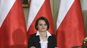 Jadwiga Emilewicz ministrem przedsiębiorczości i technologii