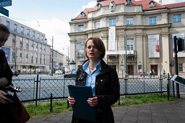 Jadwiga Emilewicz, podsekretarz stanu w Ministerstwie Rozwoju. Fot. Łukasz Krajewski /Agencja Gazeta