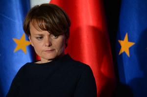 Jadwiga Emilewicz: Popełniłam błąd i bardzo za to przepraszam. Politykom wolno mniej