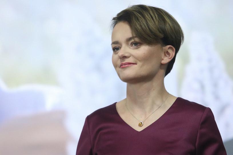 Jadwiga Emilewicz, posłanka na Sejm, b. wicepremier i minister rozwoju /Tomasz Jastrzębowski /Reporter