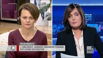 """Jadwiga Emilewicz w """"Gościu Wydarzeń"""": To dzisiaj nie jest największy problem kobiet"""