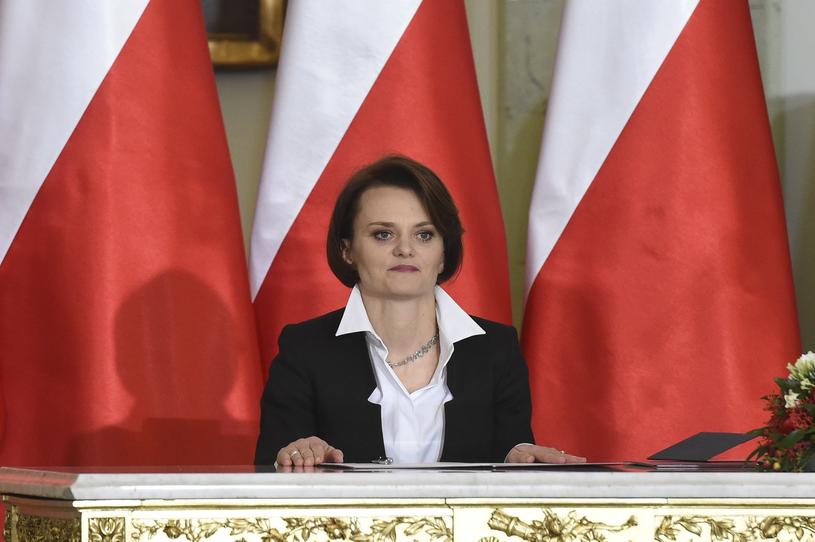 Jadwiga Emilewicz /Radek Pietruszka /PAP